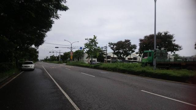 岡山聖森路旁農地